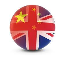 UK - China Ball